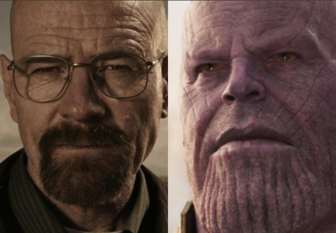 Breaking Bad Avengers Joe Russo