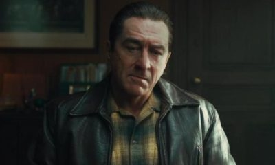 What does I heard you paint houses mean in The Irishman