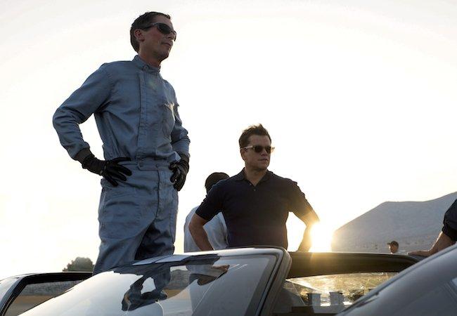 James Mangold Christian Bale Ford v Ferrari Indiana Jones 5