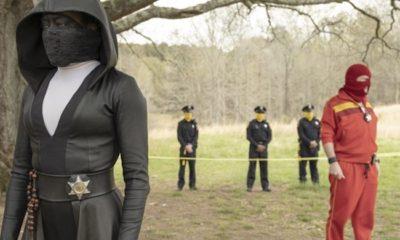 Watchmen race