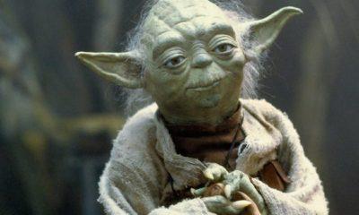 Yoda The Force Star Wars