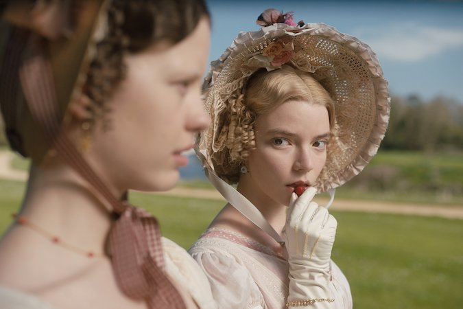 Autumn De Wilde Emma Elliott Smith Anya Taylor-Joy Mia Goth