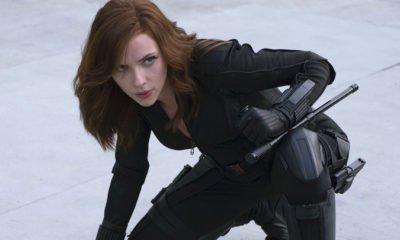 Black Widow movie news