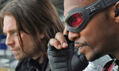 Mel Gibson Russell Crowe Falcon Winter Soldier