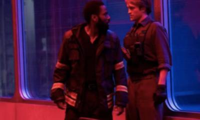 Tenet set pieces Robert Pattinson Christopher Nolan