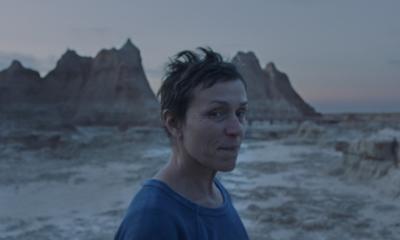 Chloe Zhao Nomadland Frances McDormand