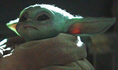 How does Baby Yoda already have Jedi powers How did baby Yoda get Jedi powers