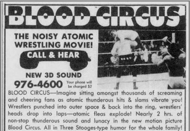 Blood Circus Santo Gold