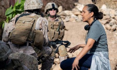Gina Prince-Bythewood The Old Guard Kiki Layne Relic Russo Brothers Anthony Mackey