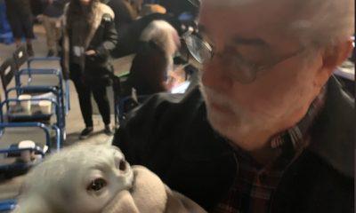 George Lucas Mandalorian Baby Yoda Marionette Land Netflix shuffle Ben Cross Chariots of Fire