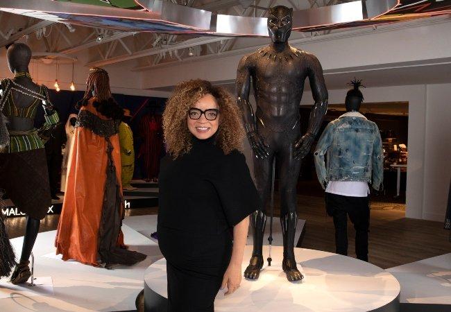 Coming 2 America and Black Panther Costume Designer Ruth E. Carter Compares Fashion From Zamunda vs. Wakanda