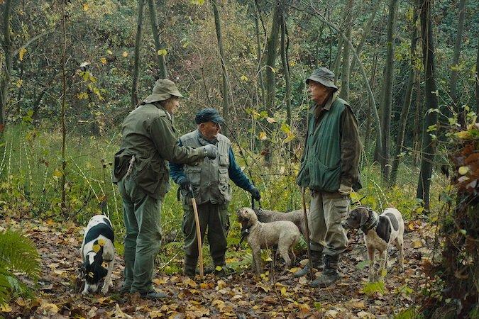 Truffle Hunters - Michael Dweck Gregory Kershaw white truffles