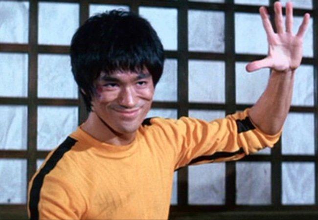Bruce Lee Bruceploitation Game of Death