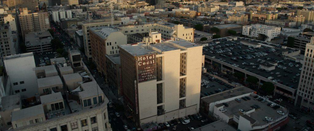 Joe Berlinger Crime Scene: The Vanishing at the Cecil Hotel