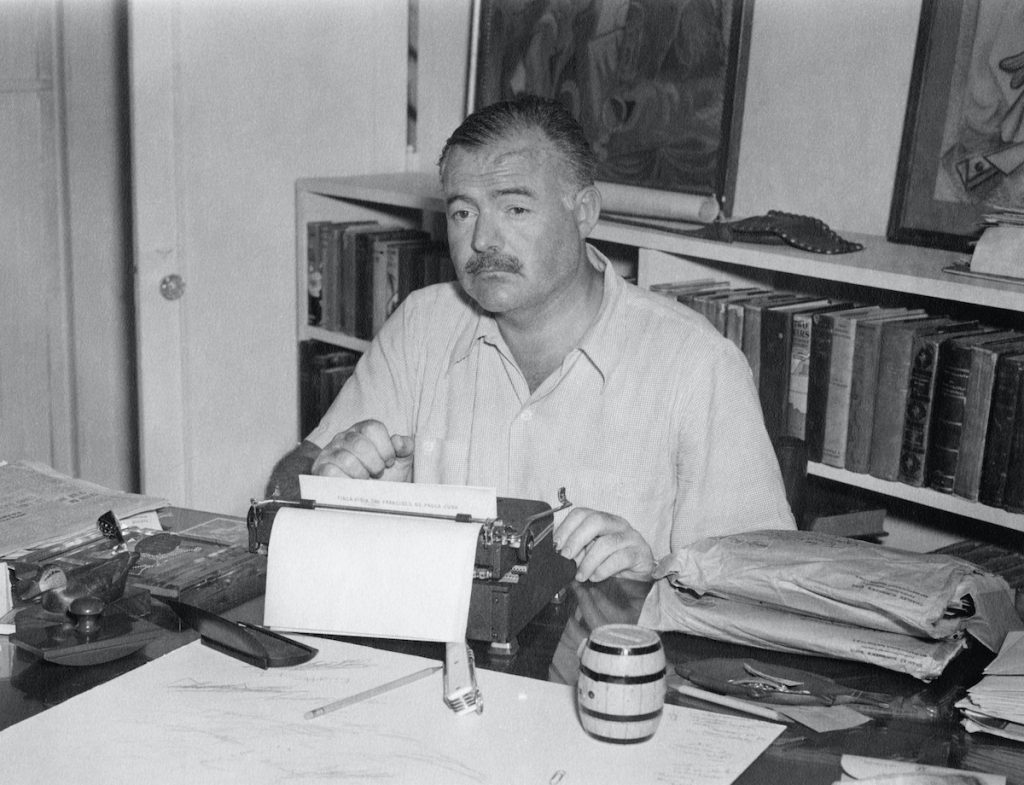 Ken Burns Ernest Hemingway