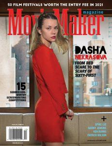 Dasha Nekrasova Scary of Sixty-First Red Scare