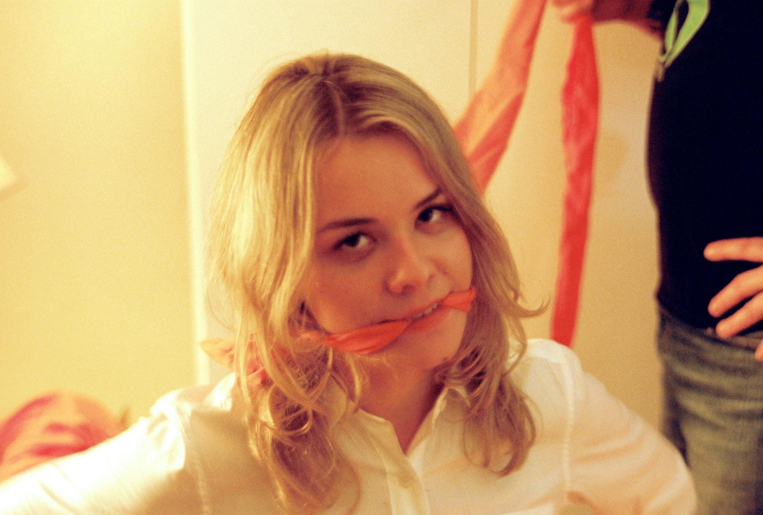 dasha nekrasova the scary of sixty-first red scare podcast