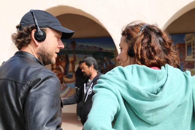 Coast co-directors Jessica Hester and Derek Schweickart.