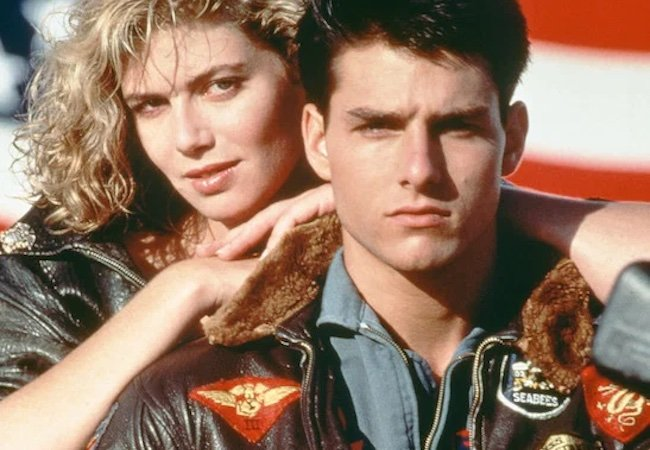 Top Gun Tony Scott Tom Cruise Kelly McGillis