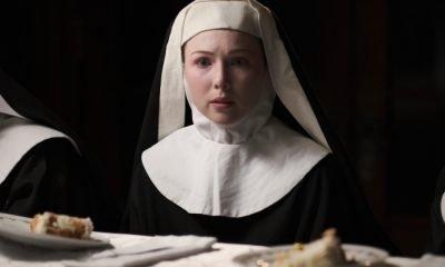 Molly Quinn Sister Mary Agnes