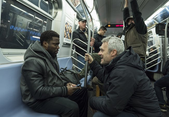 The Upside Kevin Hart